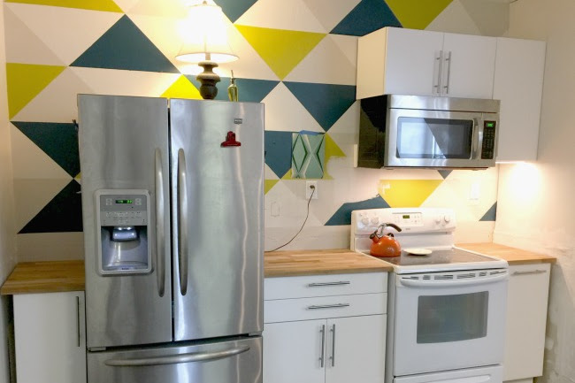 Creating a User Friendly Apartment Kitchen