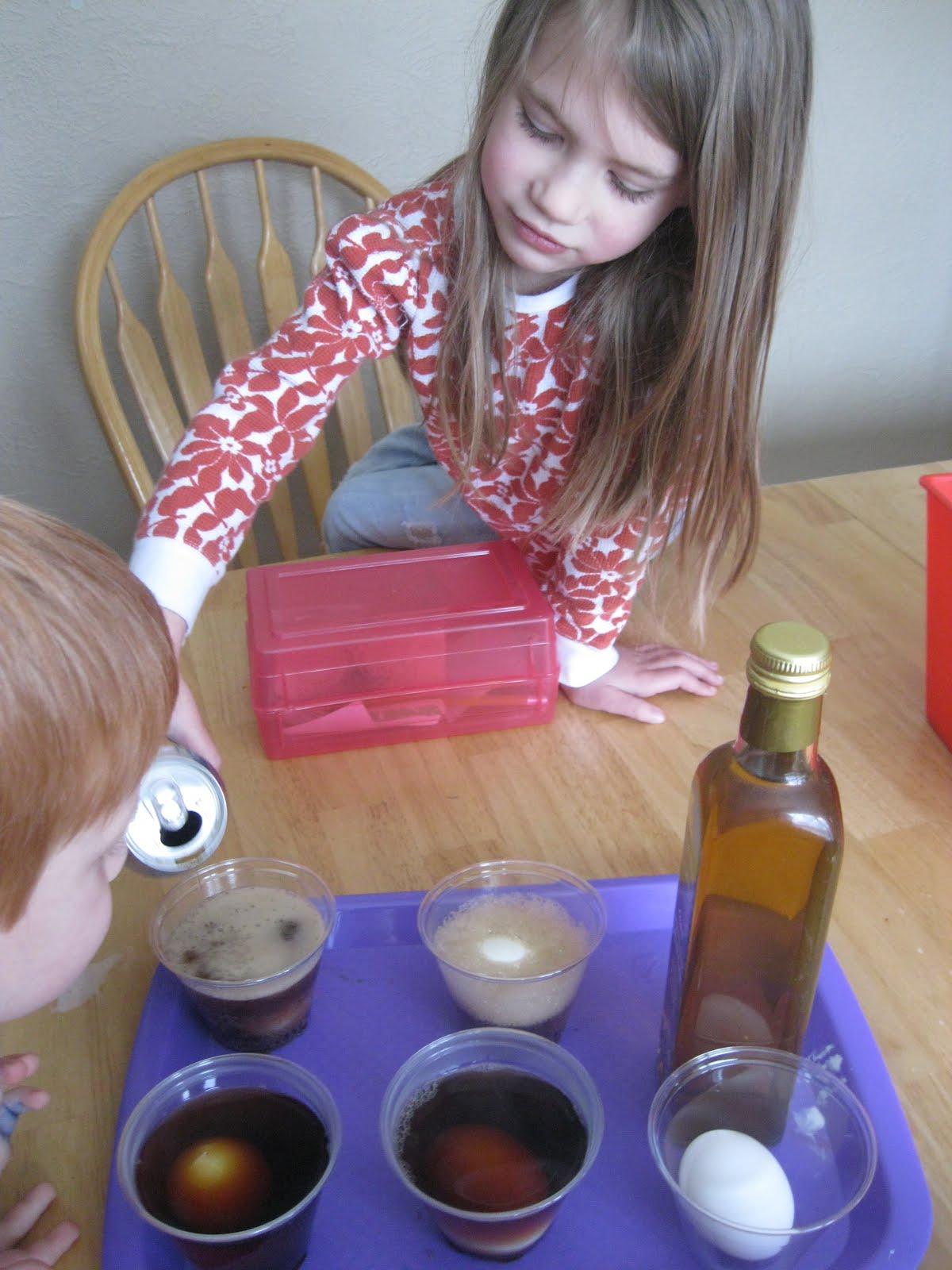 The Preschool Experiment Tot School Dental Health