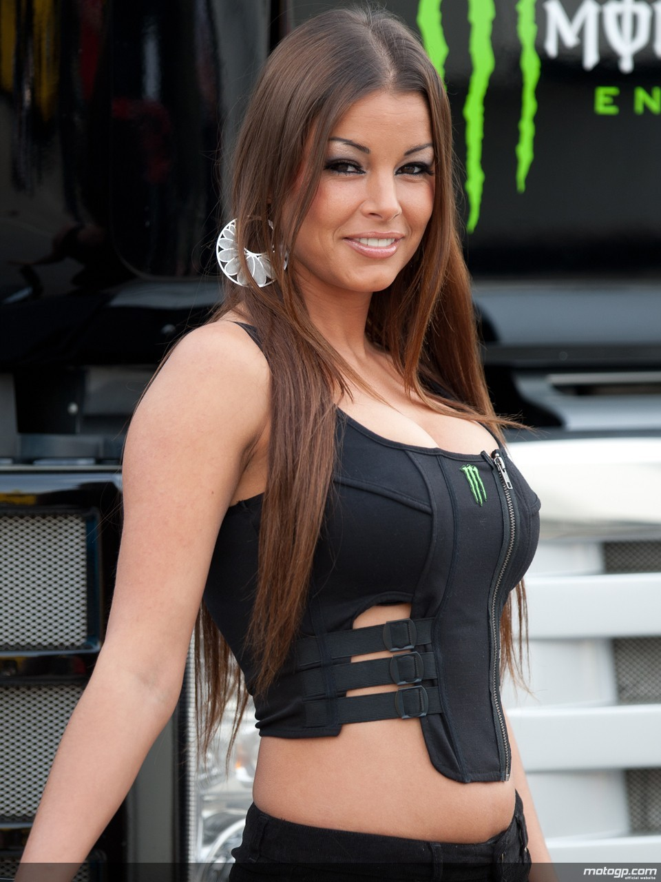 Pictures of Paddock Girls for Moto GP - Japan (2) ~ Just A