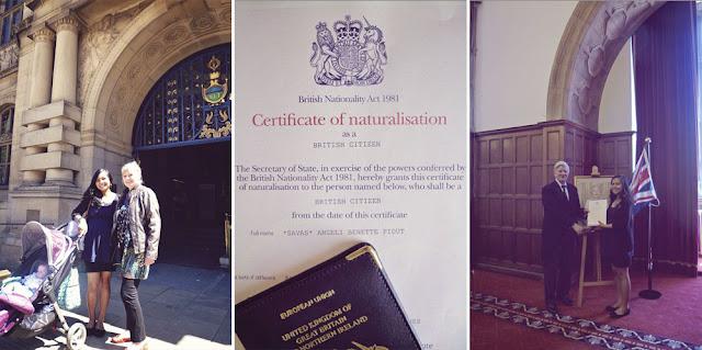 british citizenship ceremony