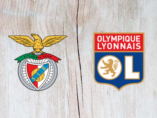 Watch Benfica vs Olympique Lyonnais Full Match & Highlights - 01 August 2018