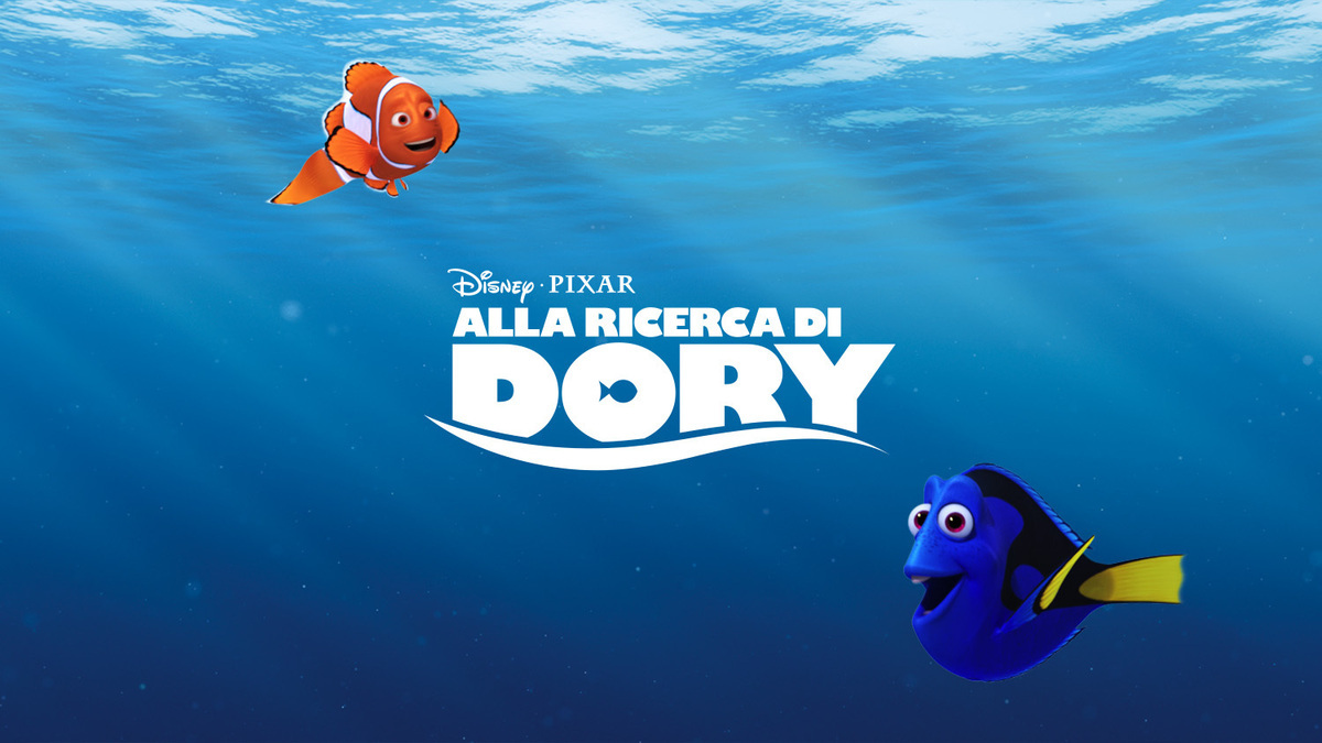 Video Trailer Alla ricerca di Dory