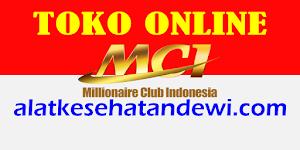 Toko Online Resmi MCI alatkesehatandewi.com