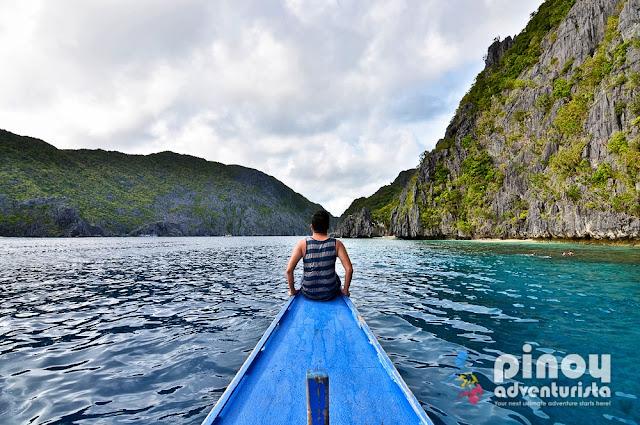 Mervin Marasigan in El Nido, Palawan