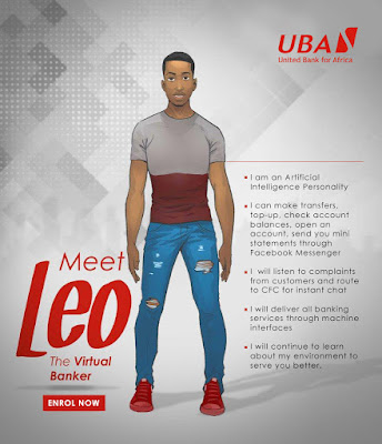 LEO is one banker making all the difference this Valentine?