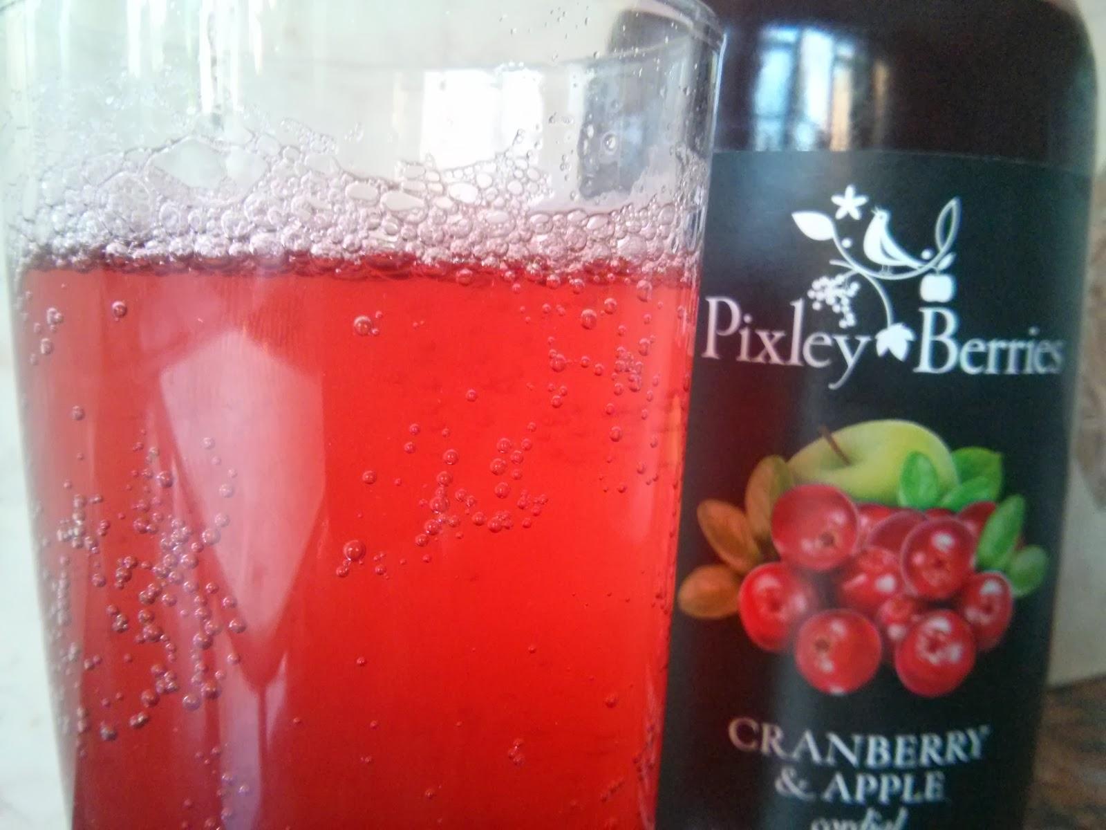 Pixley Berries cordial