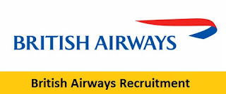 British Airways Recruitment 2017-2018