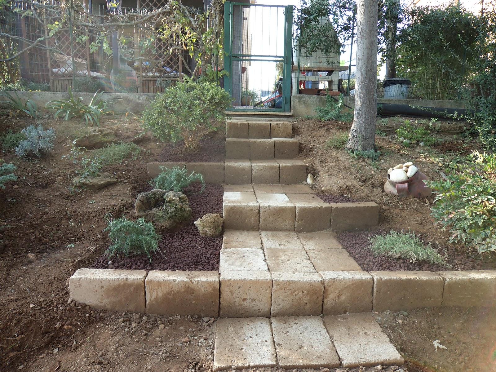 I giardini di carlo e letizia ottobre 2012 for Giardini in pietra