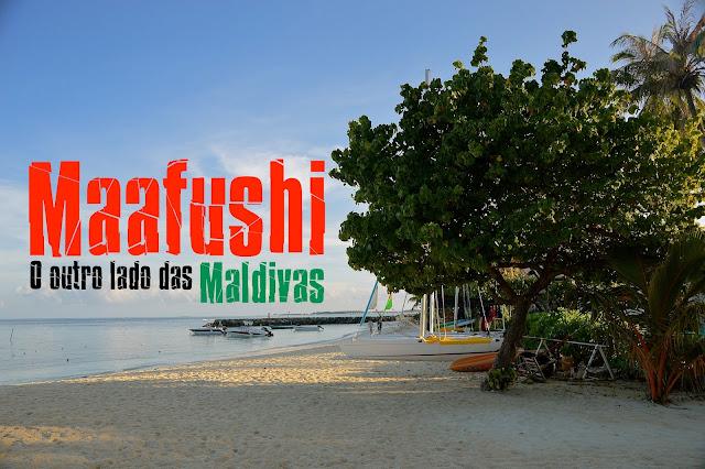 Roteiro Maldivas, hotéis Maldivas, O que visitar nas Maldivas, Maafushi - Maldivas