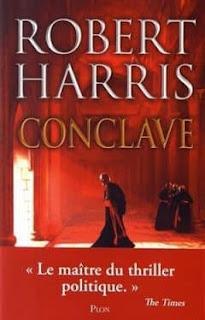 conclave, chretienté, élection pape, Harris Robert, intrigues, Vatican