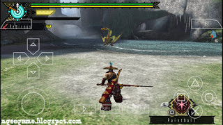 monster hunter portable 3rd psp