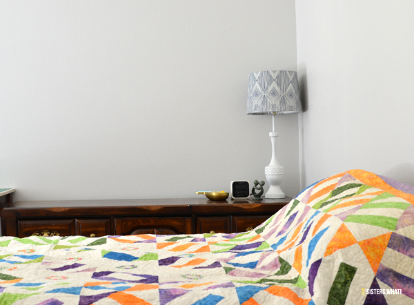 one room challenge bedroom make over