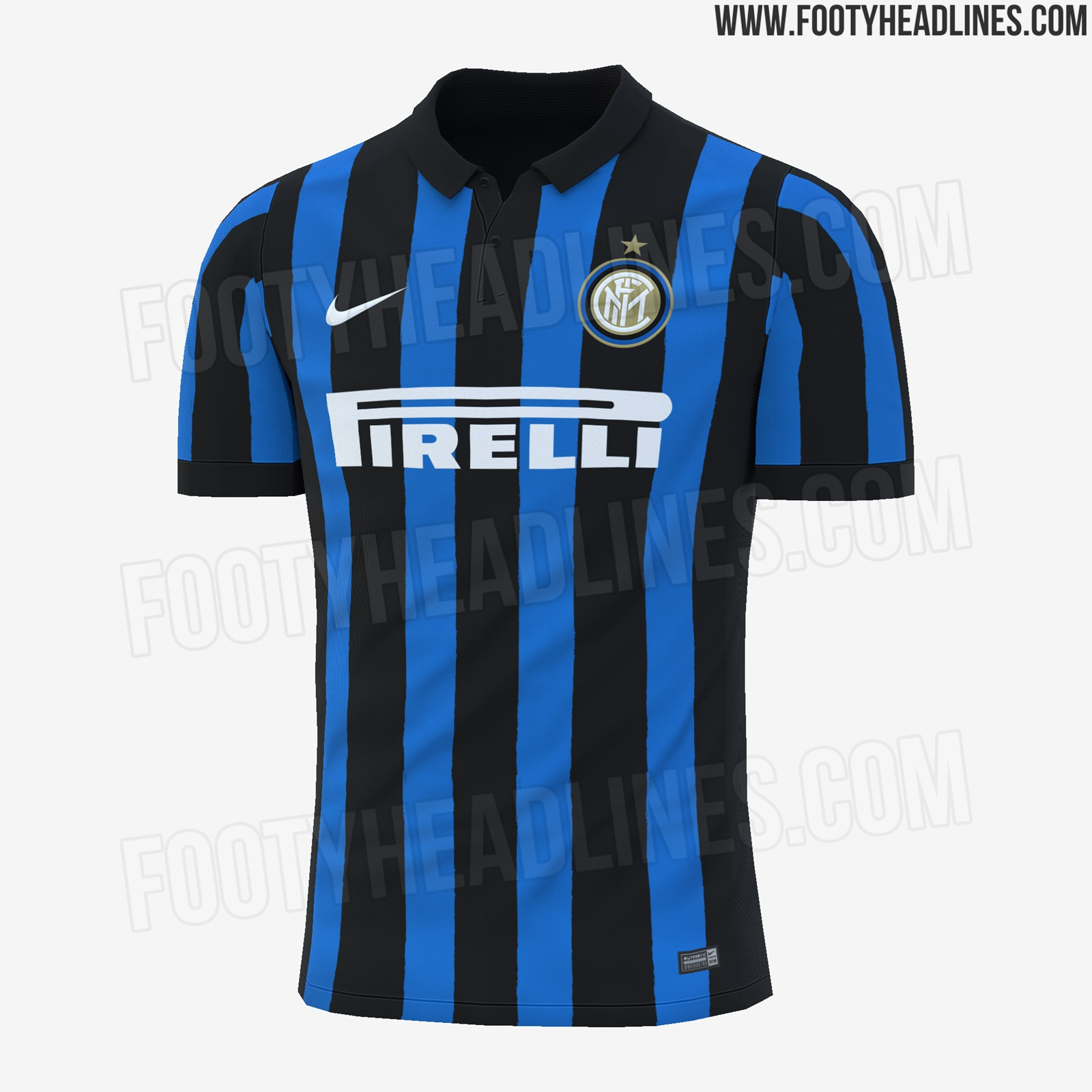 Was wäre, wenn? Nike Inter 20-21 Heimtrikot im Atlético ...