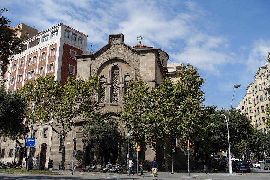 Església de la Mare de Déu del Carme
