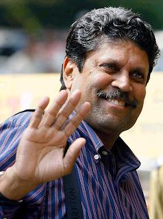Hand of Former Indian Captain Kapil Dev Indian Palmistry