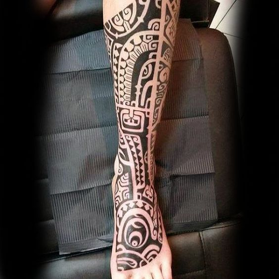 Best 25+ Calf Tattoos Ideas For Women and Men
