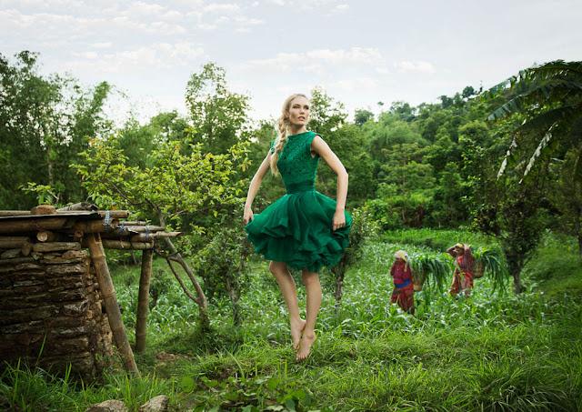 fashion photography Nepal