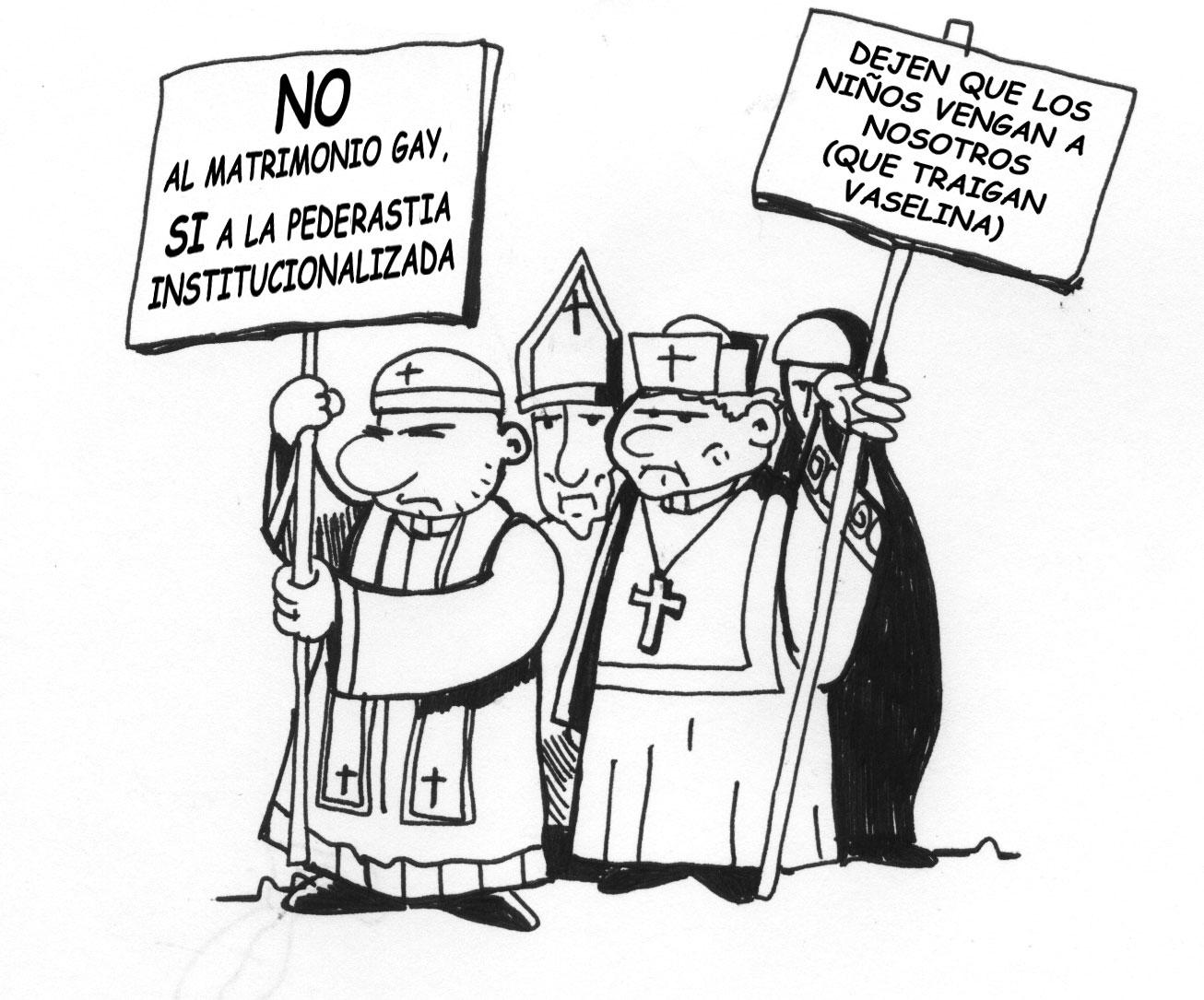 Caricaturas Criticas De Pastores De Iglesias Cristianas