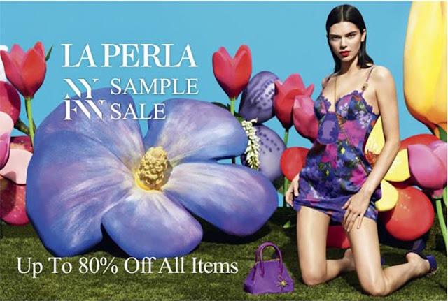 La Perla NYFW sample sale