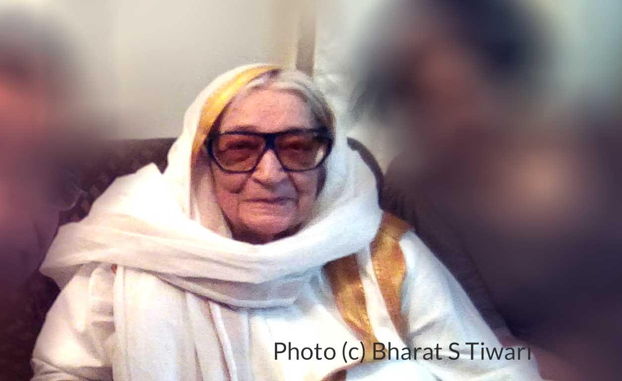 Krishna Sobti ki #Kahani 'Azadi Shammo Jan Ki'