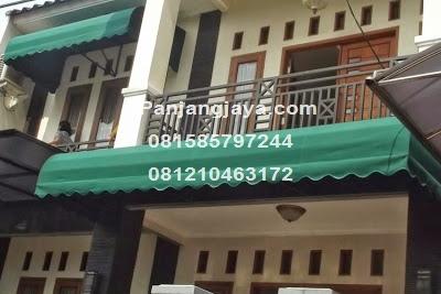Jasa Canopy Kain di Indonesia