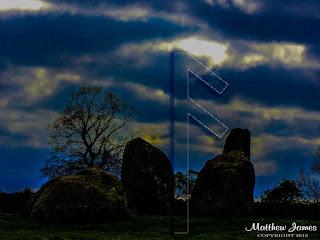 The Rune Ansuz (Ansur) - A God