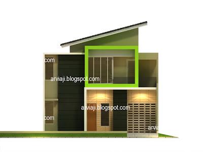 50 Konsep Rumah Studio Terbaru