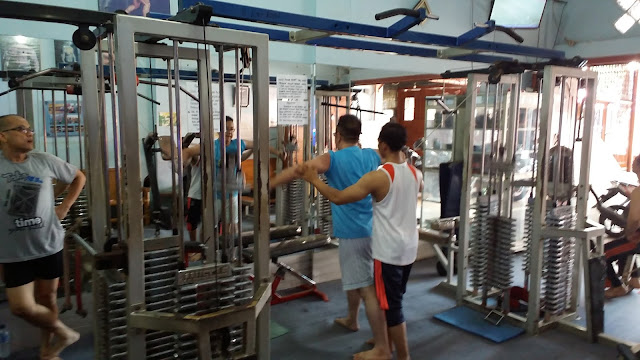 Cable Cross Over Agi Gym Tempat Fitness dan Gym Di Kota Medan