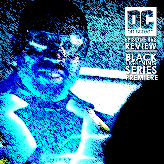 Black Lightning Has Fun with his daughters' kidnapper