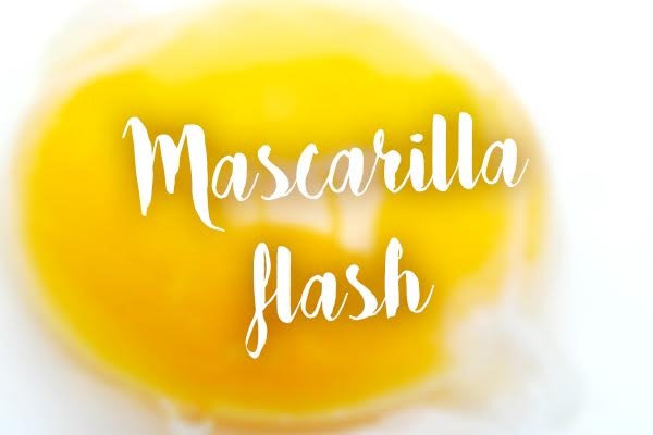 mascarilla flash