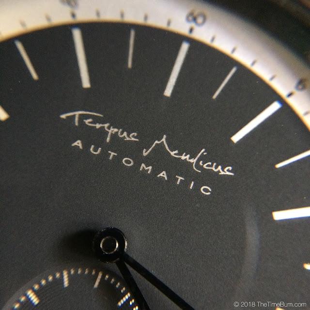 Eoniq Alster custom automatic macro Tempus Mendicus