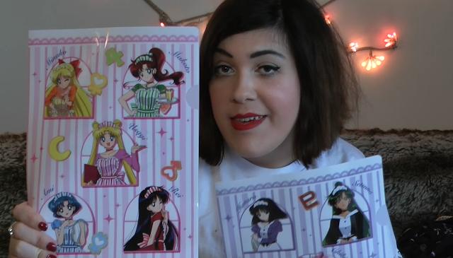 HAUL Sailor Moon Cafe