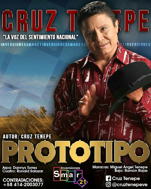 Cruz Tenepe Prototipo