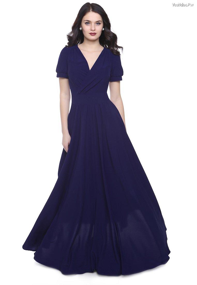 10 vestidos de noche para una boda
