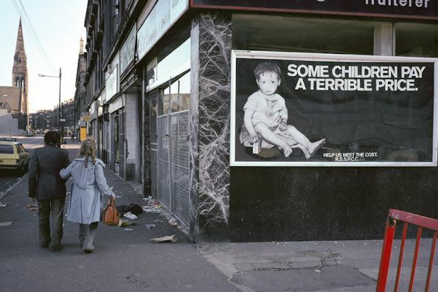 60 striking photographs captured everyday life in glasgow
