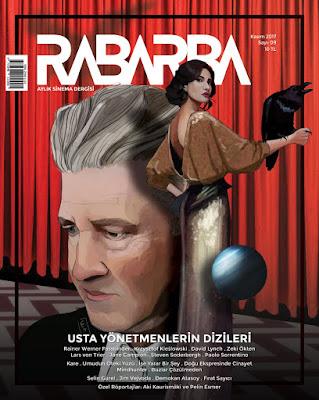 Rabarba Şenlik 9. Sayı (Kasım) - Usta Yönetmenlerin Dizileri