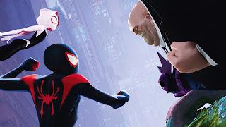 Spider-Man Into The Spider Verse PC Background