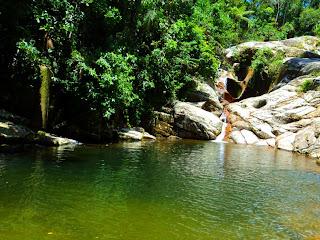 Piscina Natural, Cachoeira da Pedra Branca, Paraty