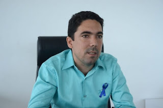 Jeferson Andrade, prefeito de Madre de Deus, é afastado do cargo