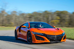 New Acura NSX First Drive 2019: A step ahead