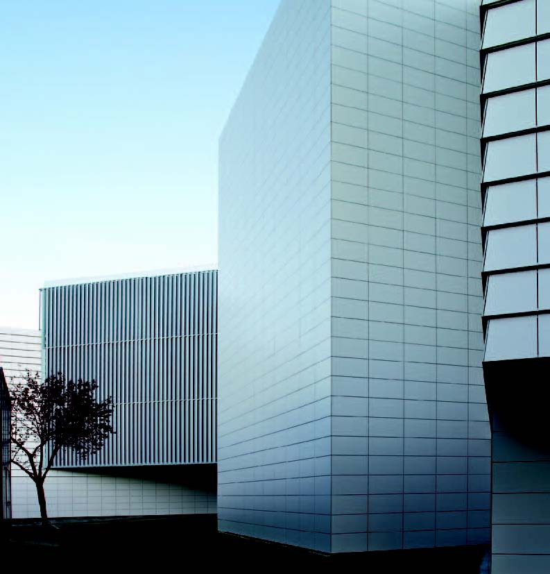 Facades With Fish-scale System By Butech