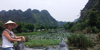 Vietnam, Hoa Lu.