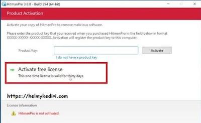Cara menghapus Dotmap ransomware s