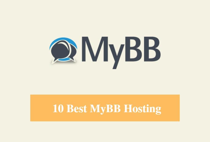 Hosting giá rẻ chạy được MyBB Việt Nam
