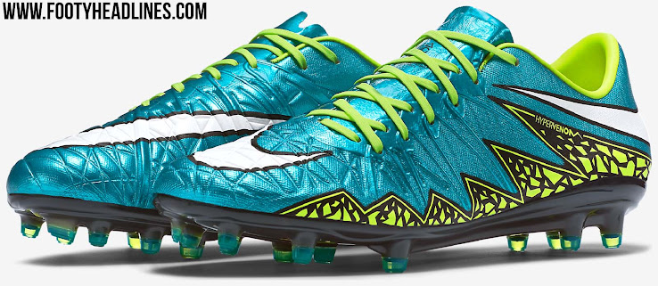 The totally new Nike Hypervenom Phinish 2015 Women s World Cup Soccer Cleat  introduces a bold design. The new blue   yellow Nike Hypervenom Phinish  2015 ... 93d7d97bf