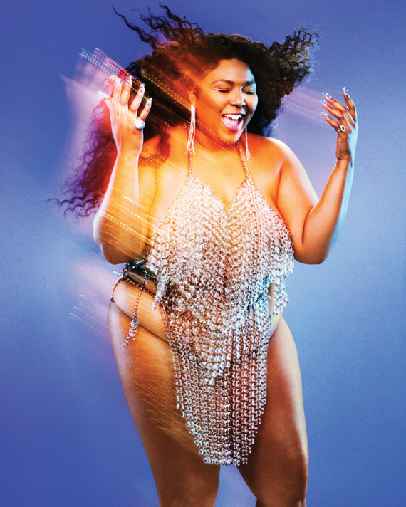 luxe daily lizzo for ny mag s the cut