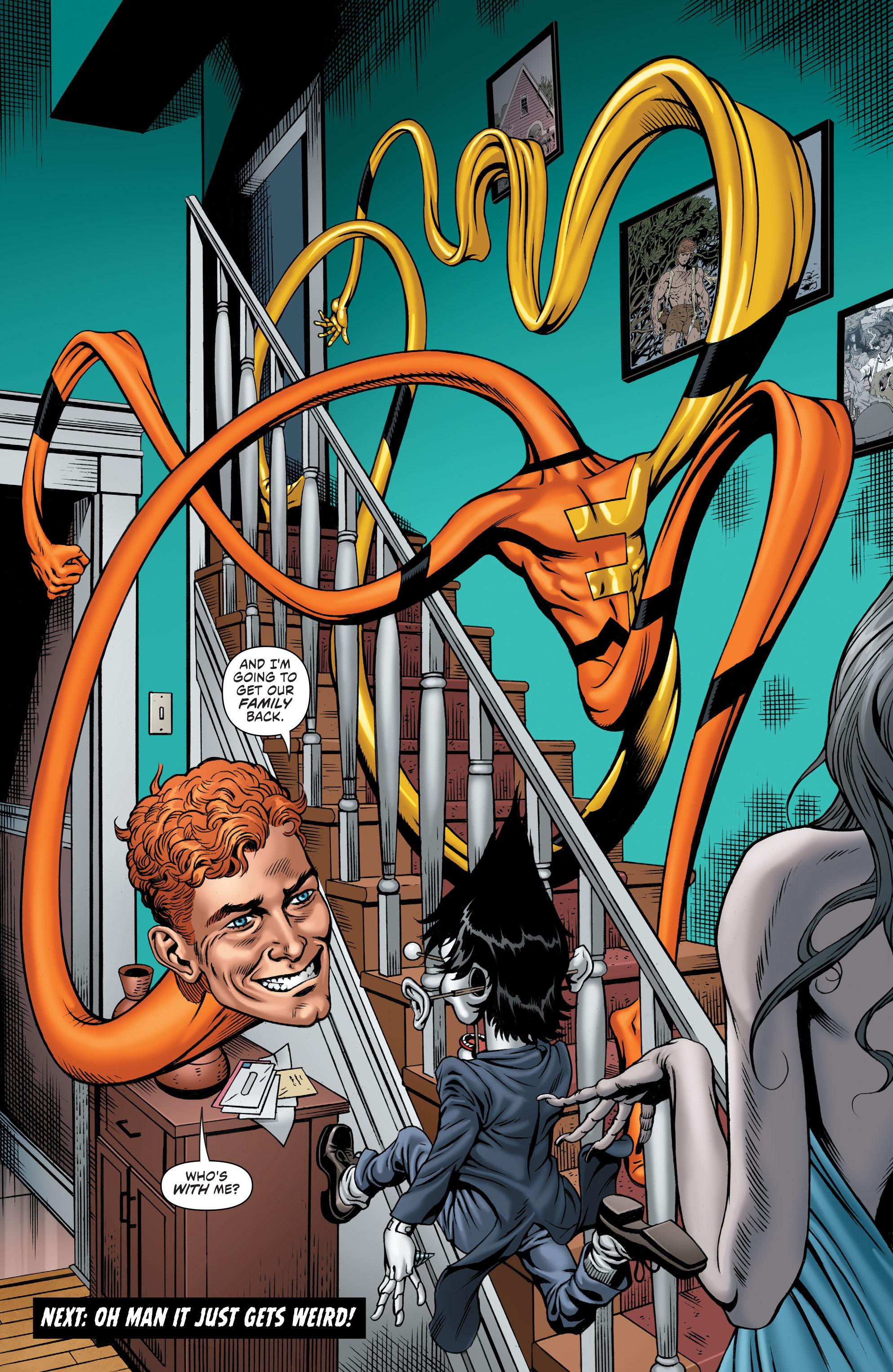 Read online Secret Six (2015) comic -  Issue #12 - 22