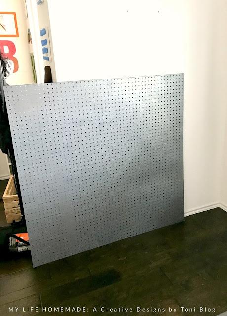 My Life Homemade Diy Nerf Gun Storage Wall