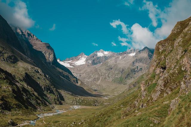 Wanderung Stubaital Franz-Senn-Hütte Rinnensee Wanderung-Stubai 10