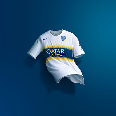 on sale c3db4 bcfab Boca Juniors 18-19 Home & Away Kits Released - Footy Headlines
